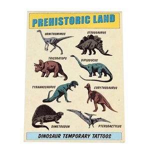 Dinosaurus tattoo