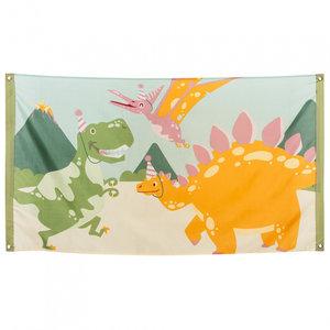 Dinosaurus vlag