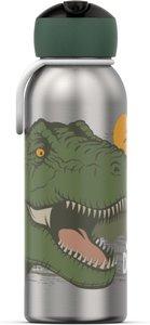 Dinosaurus Waterfles/Isoleerfles - 350 ml