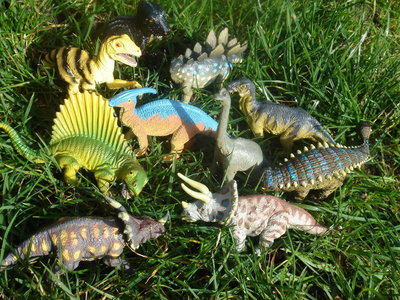 Kleine dinosaurussen