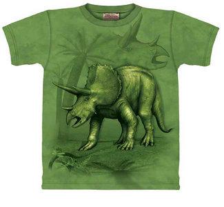 Triceratops groen
