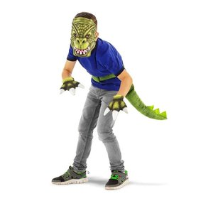 dinosaurus kostuum/verkleedpak (3 delig)