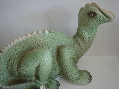 Dinosaurus lamp (groen)