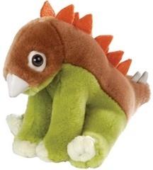 Stegosaurus knuffel (Lengte 13 cm)