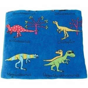 Dinosaurus handdoek