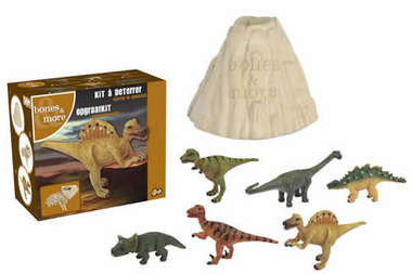 Dig it out: Dinosaurus EUR 3,25 (vulkaan)