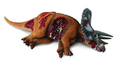 Triceratops gewond (collecta)
