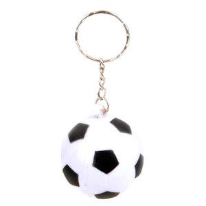 Voetbal sleutelhangers (soft)