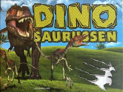 Boek: dinosaurussen (libre)
