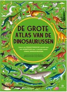 Boek: De Grote Atlas van Dinosaurussen