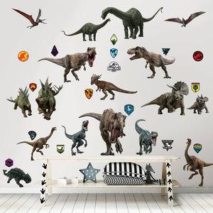 Muurstickers Jurassic World Walltastic