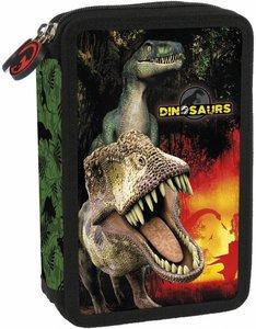 Etui dinosaurus