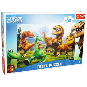 Good dinosaur puzzel