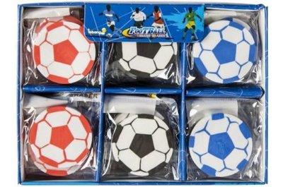 Voetbal gum