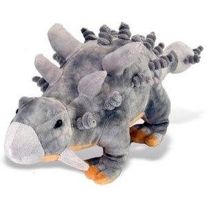 Ankylosaurus knuffel