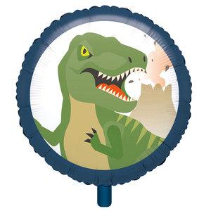 Ballon happy dinosaur