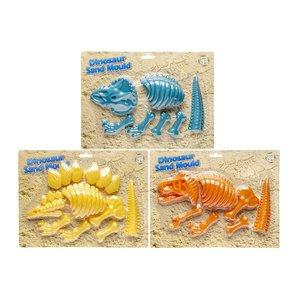 Zandvormen dino's