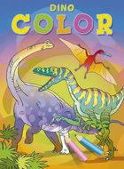 Dino Kleurboek