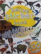 Reuze Stickerboek met 500 stickers