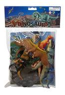 Dino's in een zak