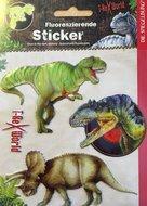 Fluorescerende stickers