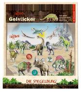 Gelsticker T-rex world