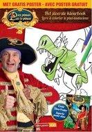 Piet piraat kleurboek