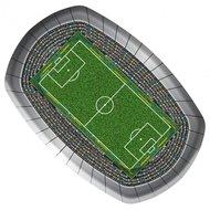 stadion feestbordjes