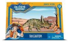 Geoworld beweegbare triceratops
