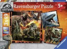 Jurassic World Puzzel